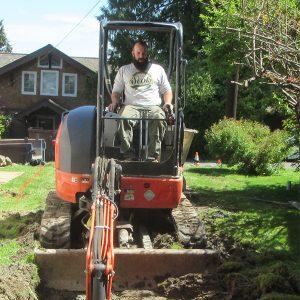 Griff equipment operator