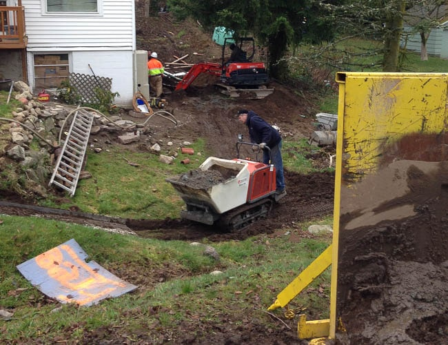 Site Clearing and Excavation