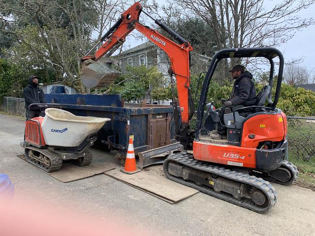 Excavation Operator