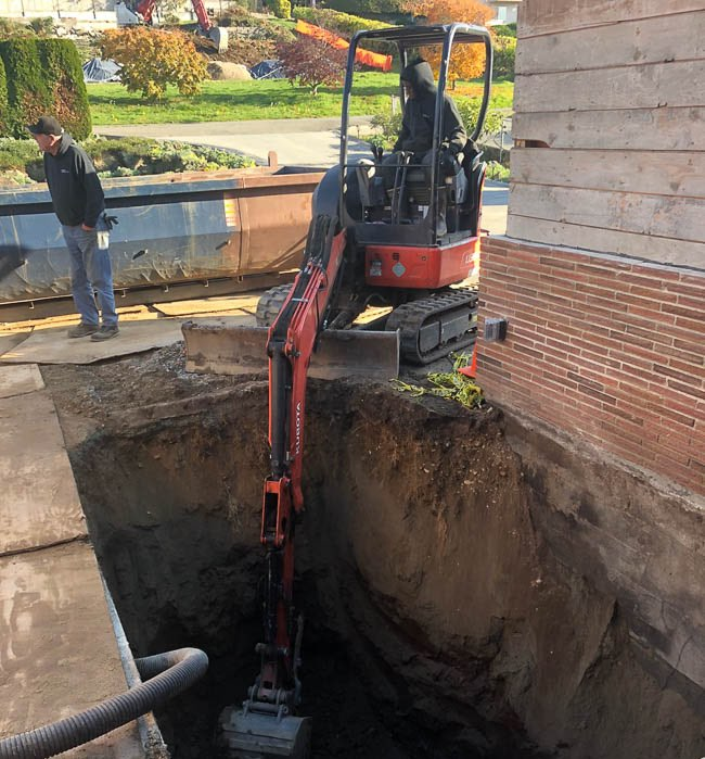 Residential Excavation
