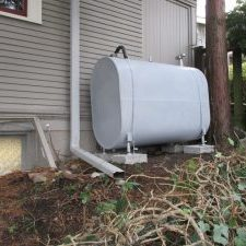 Residential oil tank services - Above Ground Tank Installation